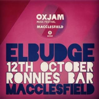 ★ OXJAM MUSIC FESTIVAL - EL BUDGE ON THE DECKS - PROMO MIX ★