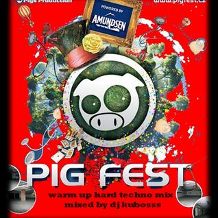 pig fest warm up hard techno mix