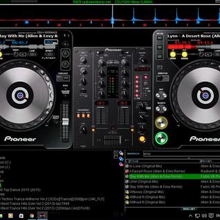 Tynehard Trance Allen & Envy Mix By DJ Paul Marr 2016