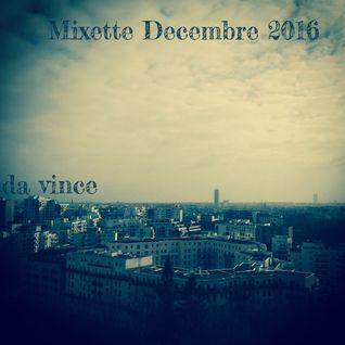 Da Vince Mixette Decembre 2016