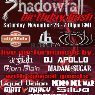 Radio Turntable [Reloaded] - SHADOWFALL´s BIRTHDAY BASH - Session 084 vom 26.11.11