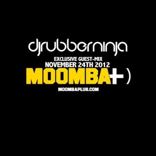 Moomba+ Radio Guest Mix Featuring DJ Rubberninja