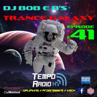 Trance Galaxy Episode 41 - Tempo-Radio.com (Aired 18-10-2016)