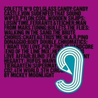 MICKEY MOONLIGHT colette n°9 mix