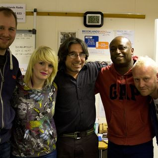 Under The Radar Live Sessions on Brooklands Radio with Mooli 13 October 2013