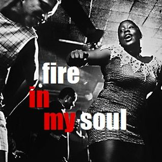 Fire In My Soul (vinyl 45's only blues mix)