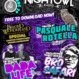 Night Owl Radio 029 ft. Dada Life and Bro Safari
