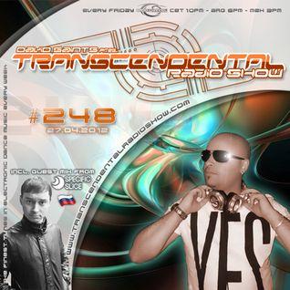 David Saints pres. Transcendental Radio Show #248 (27/04/2012)