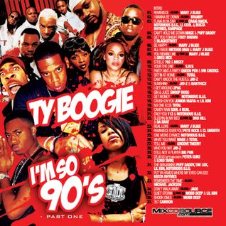 "DJTYBOOGIE ""IM SO 90'S PT 1"""