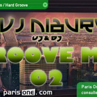 Dvj Niburu - Groove Me 02 (Paris One Reverse)