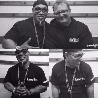 When Skyaaz met Grandmaster Mele Mel & Scorpio - Exclusive Kane FM classic Hip Hop 2 hour special