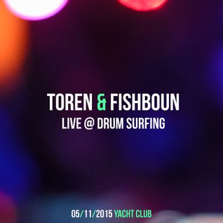 Toren & Fishboun - Recorded Live @ Drum Surfing (DnB & Trumpet)