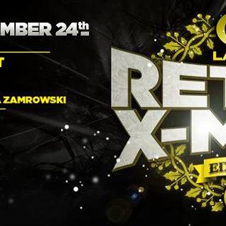 LAGOA - 24/12/2014 -  Retro X-Mas with DJ HS and BountyHunter - 5 to 8am