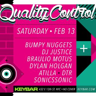 Quality Control 4 @ Key Bar NYC
