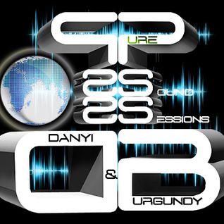 Danyi and Burgundy - PureSound Sessions 251 Matt Darey Guest Mix 11-01-2012