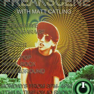 Freakscene with Matt Catling on IO Radio 270715