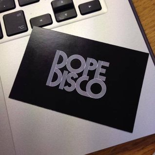 ZAF LOVE VINYL - DOPE DISCO MIX - Feb 2015
