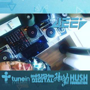 đRum & Bass Friday's with @BrandonDNB on @HushFMRadio (10-21-2016)