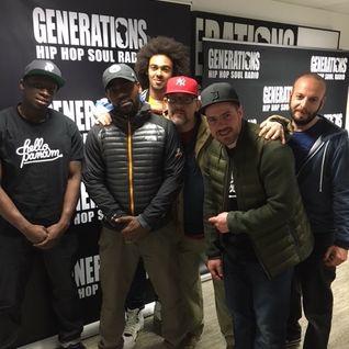 U.E 24 Avril 2016 Dj Fab Feat Phonk Sycke & Mika & 5kiem Itw et invité Dj Jim.