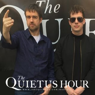 The Quietus Hour: Episode 19 - John Doran and Luke Turner are back together!