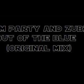 Cream Party and Zubzero - Out of the Blue (Original Mix)