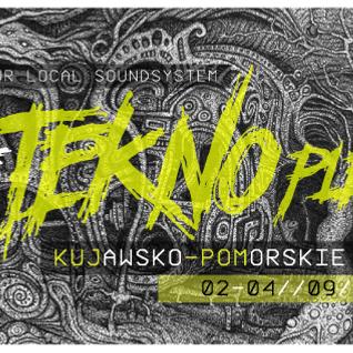 Never - Tekno Mix 4 EudeTek.FM (01.09.2016)