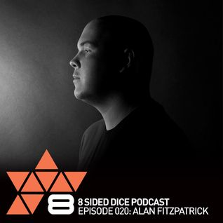8 Sided Dice Podcast 020 with Alan Fitzpatrick