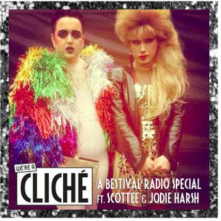 Bestival Radio: Cliché special with Scottee and Jodie Harsh