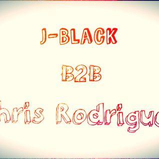 The Black Show 10 Ft Chris Rodriguez
