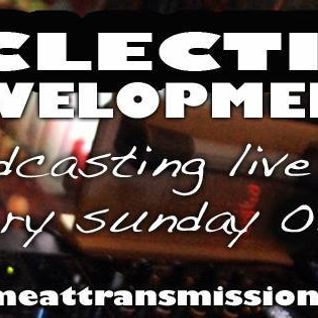 Nicole Dubtastic presents Eclectic Development with Jamie Rodigan on MEATtransMISSION