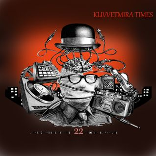 MINE IS GROOVE VOLUME 22 (KUVVETMIRA TIMES) (mixed by dj rawkid)