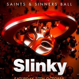 Lashed Podcast (October) Episode 31 : Slinky Saints & Sinners Ball