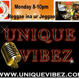 Reggae ina ur Jeggae 30-11-15 on uniquevibez.com