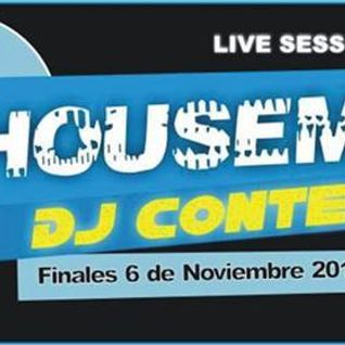 HOUSEMAN DJ CONTEST
