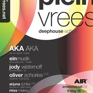 AKA AKA - Live @ Pleinvrees, Air Club, Amsterdam (16-12-2011)