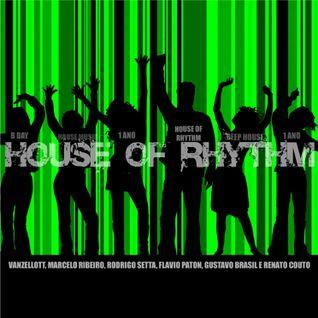 House Of Rhythm - 13/11/2012 - Marcelo Ribeiro