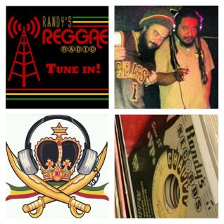 10-30-13 JAH WARRIOR SHELTER TAKES OVER RANDY'S REGGAE RADIO!