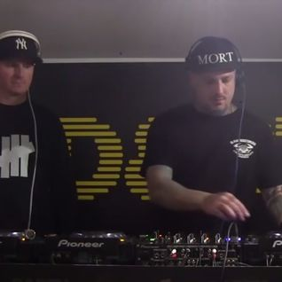 RAM Takeover - 03 - Audio b2b Teebee featuring LX One (RAM) @ The Blue Studios - London (30.09.2015)