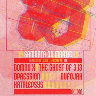 Breakcore & Manele @ Interkonections v.2.0 (30th March, 2013, The Actors' Club)