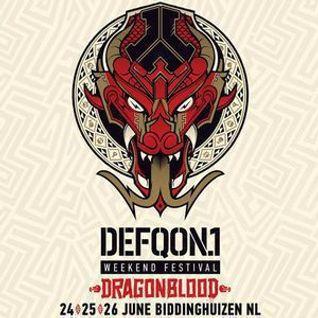 Rebelion @ Defqon.1 Weekend Festival 2016 - Indigo Stage