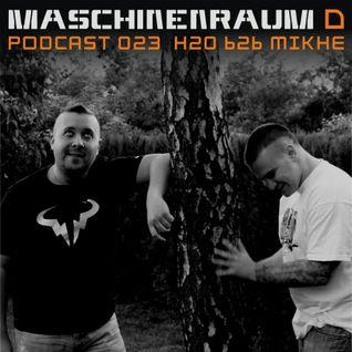 Maschinenraum Podcast 023 - H20 B2B Mikhe