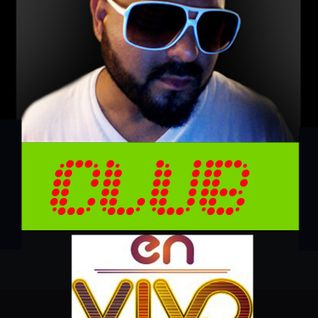DJ Hans - Club En Vivo - Mix Sampler 1