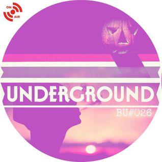 Broadcast Underground #026 : Dark Bright Art