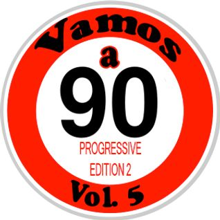 Vamos a 90 vol. 5 * Progressive edition 2 *