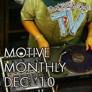 Motive Monthly: Dec 2010