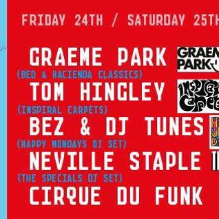 This Is Graeme Park: Tramlines Festival 2015 @ The Viper Rooms Sheffield Live DJ Set 25JUL15
