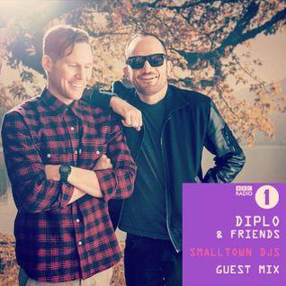 SMALLTOWN DJS - DIPLO & FRIENDS ON BBC RADIO 1 - 07/27/14
