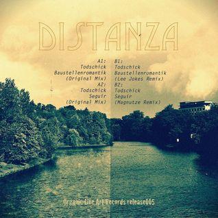 Todschick - Seguir (Magnutze Remix) DISTANZA