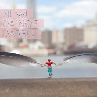 NEW! DAINOS DARBUI: TADAS