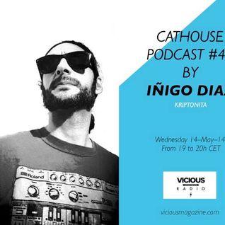 Inigo Diaz Cathouse radio Show 14may14